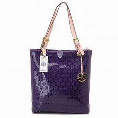 Michael Kors Jet Set Item Tote Purple #shoes