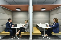 Finlaysons Workplace Strategy and Design by Hames Sharley