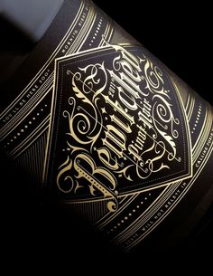 Jeremy Pruitt (thinkmule) on Pinterest #packaging #type