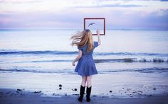 Blonde Girl Fine Art Photograph