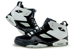 Sports Sneakers Jordan Flight Club '91 - Black - White - Flat Pewter #fashion