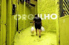 Área Visual: Boa Mistura: Documental Luz nas Vielas