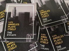 Cinema Guild – Twitter #cover #booklet #essays #typography