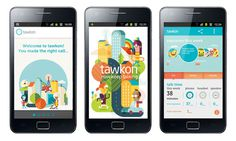 Tawkon on the Behance Network #inspiration