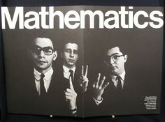 Toutes les tailles | Vintage Pratt Institute Poster - Prattonia 1967 - Mathematics | Flickr: partage de photos! #poster