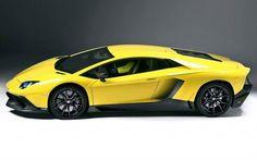 Lamborghini Aventador LP720 4