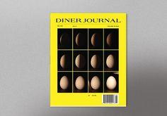 Diner Journal #16 :: AH!