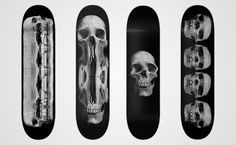 Various Skateboard Graphics   Wade Jeffree