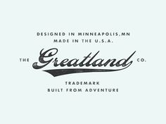 Greatland - Allan Peters #peters #badge