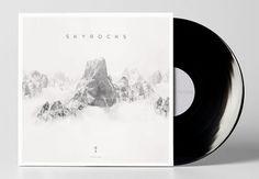 Sky Rocks Album Art on the Behance Network