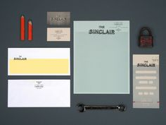 The Sinclair on Behance