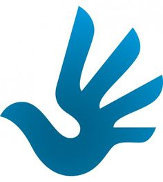Human Rights Logo Takes Flight - Brand New #logo