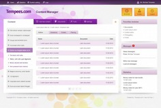 Complete administration page Free Psd. See more inspiration related to Design, Website, Web design, Psd, Management, Page, System, Administration, Web page, Horizontal and Complete on Freepik.