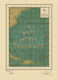 The Bermuda Triangle #typography