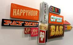 City of dreams Expo on Behance #signpainting
