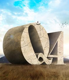 Washington Post – Q Covers 2012 on Behance #cover #landscape #illustration #typography