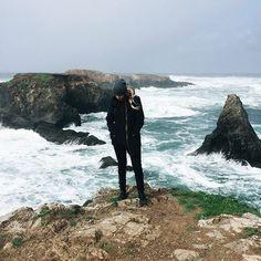 Likes | Tumblr #sea #autumn #waves