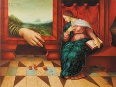 Кубинский художник. Enrique Toledo