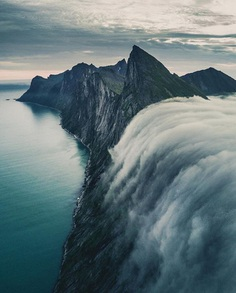 Mads Nordsveen Captures Epic and Unique Landscapes of Western Norway