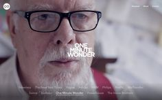 present plus webdesign website site of the day mindsparkle mag one minute wonders video documentation design designer netherland amsterdam