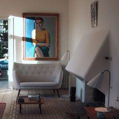 the poet #sofa