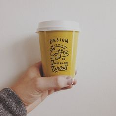 Photo taken by Mr. Timms #coffee #design #typography