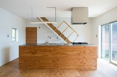 House in Machida by Roovice