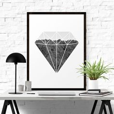 Diamond Art. #iloveprintable