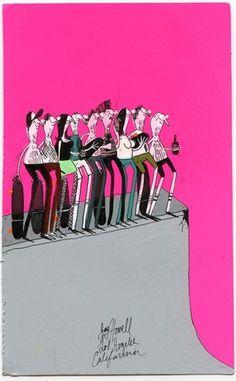 Jay Howell #paint #skateboarding #humor #art