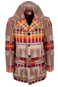 pendleton chief joseph jkt #jacket #pattern