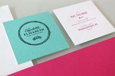 Charlotte Elizabeth Photographer Â« Stitch Design Co. #letterpress #cards #business #stationery