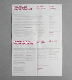 Orita Sinclair Prospectus (Back) on Behance