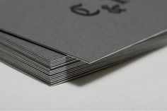 SI Special – Hugh Morse / Morse Studio | September Industry #hugh #morse #paper #invitation