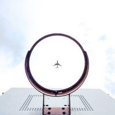 Minimalism, Airplane, Basketball