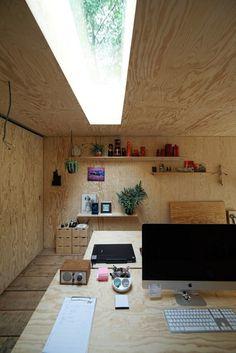 Atelier Pam & Jenny by l'escaut architectures