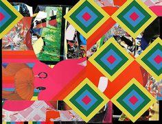 Bjorn Copeland > Commercial Work: Nike #collage #copeland #bjorn