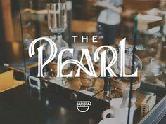 Barista Pearl #lettering