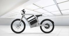 minimalist view of feddz bike, white #bicycle #bike