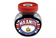 Creative Review - Savoury spread fit for The Queen #maamite #marmite
