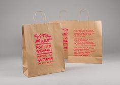 Sita Murt / Identitat Sita Murt Pop Up Store / Moda