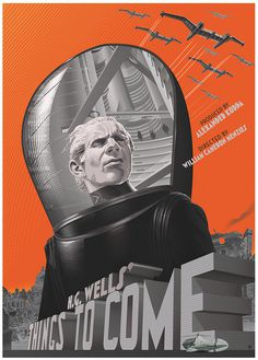 photo #come #futuristic #fiction #to #illustration #poster #film #things #future #science