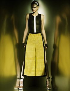 Greg Kadel, Labyrith, Julia Saner, LTVs, Lancia TrendVisions #fashion #photography