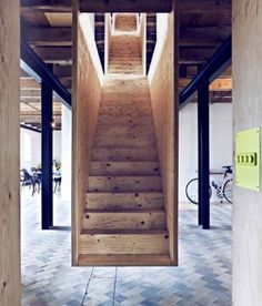 Pinned Image #architecture #stairs
