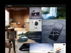Web design by UltraLinx #layout