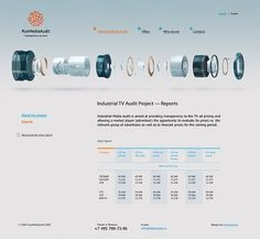 RusMediaAudit website on Web Design Served #design #rusmediaaudit #website #served #web