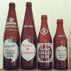 FFFFOUND! | Studio Muti : Illustration, Typography & Design in South Africa #beer #bottles