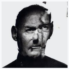 Irving Penn self portrait #irving #penn