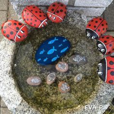 35 DIY IDEAS OF PAINTED ROCKS