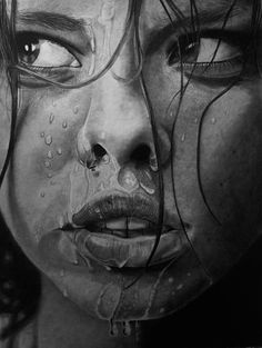 Hyperrealistic Pencil Portraits-12 #portrait #pencil #art #realistic
