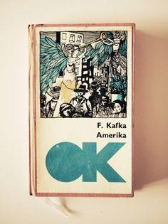 . #kafka #amerika